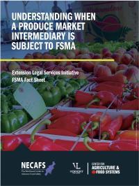 produce market intermediary cover