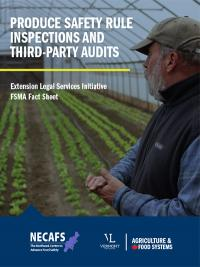 Audits Fact Sheet Cover